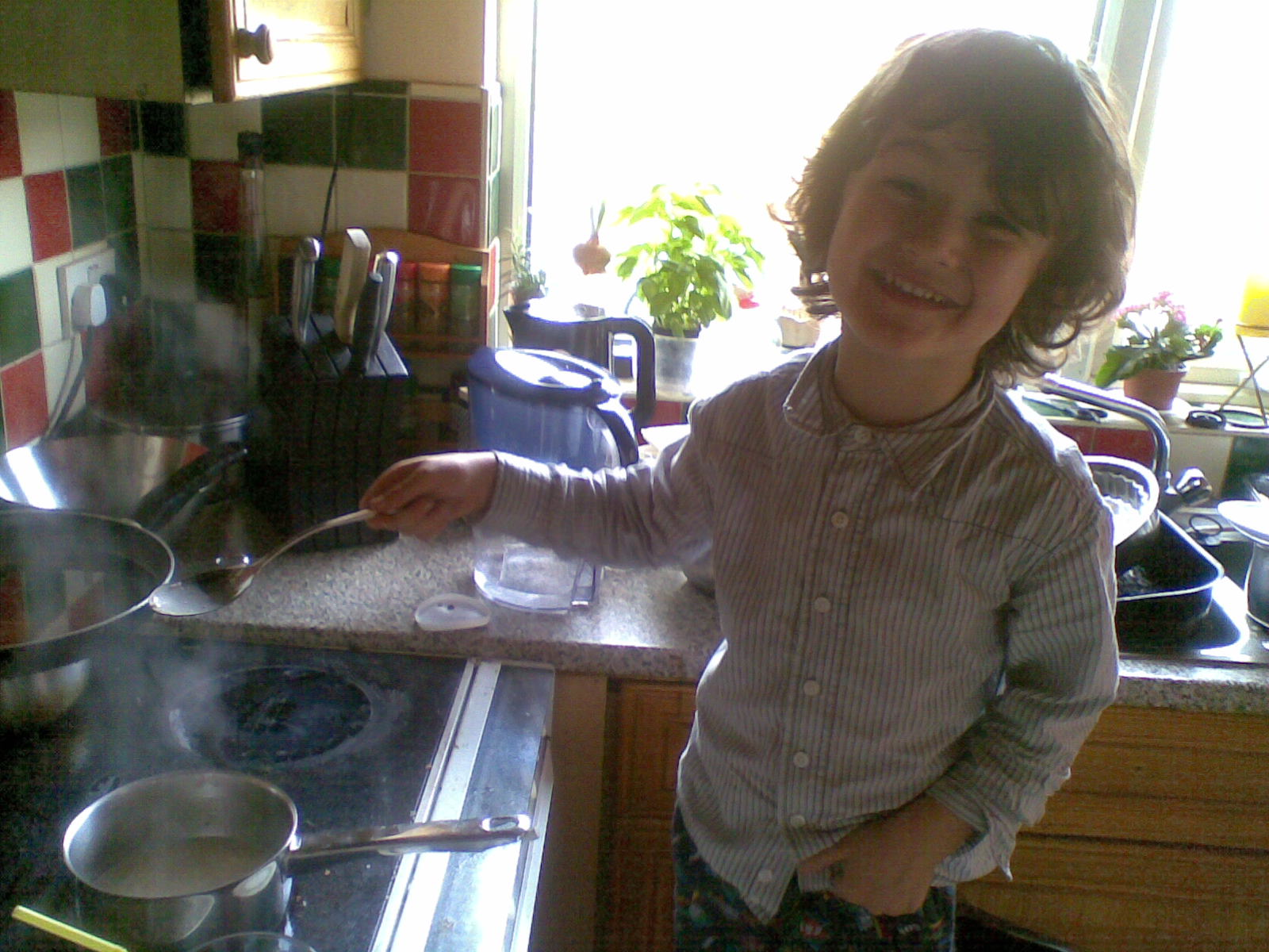 Teach them to cook
