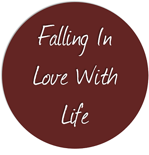 falling in love with life