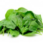 vegan sources of iron -spinach