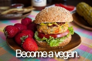 become a vegan