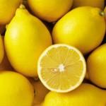 best detoxifying foods-lemons