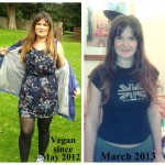 Vegan diet and weight loss