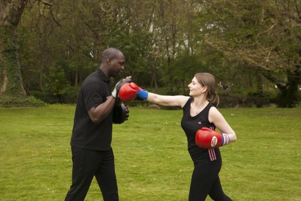 Clapham personal trainer
