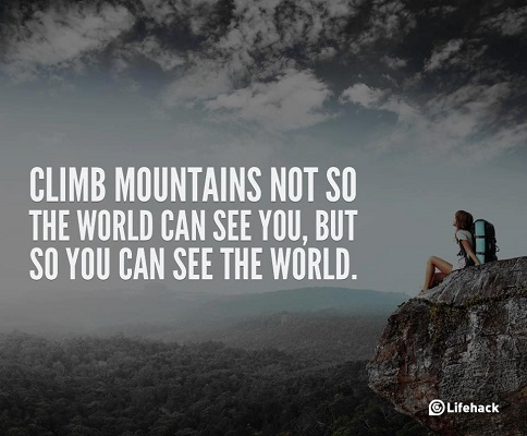 Climb 'Til Your Dream Comes True