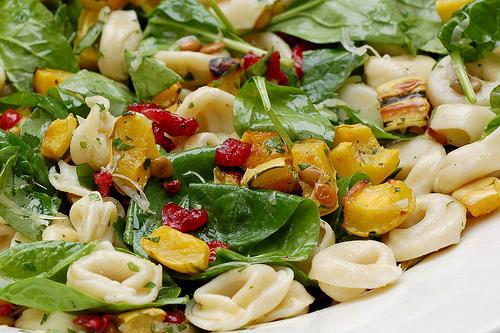 spinach tortellini vegan