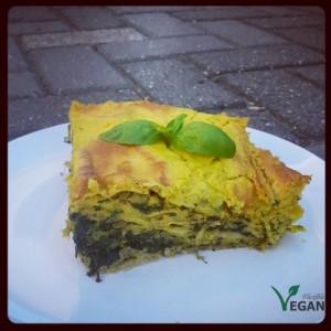 Serbian pie-Vegan-ized