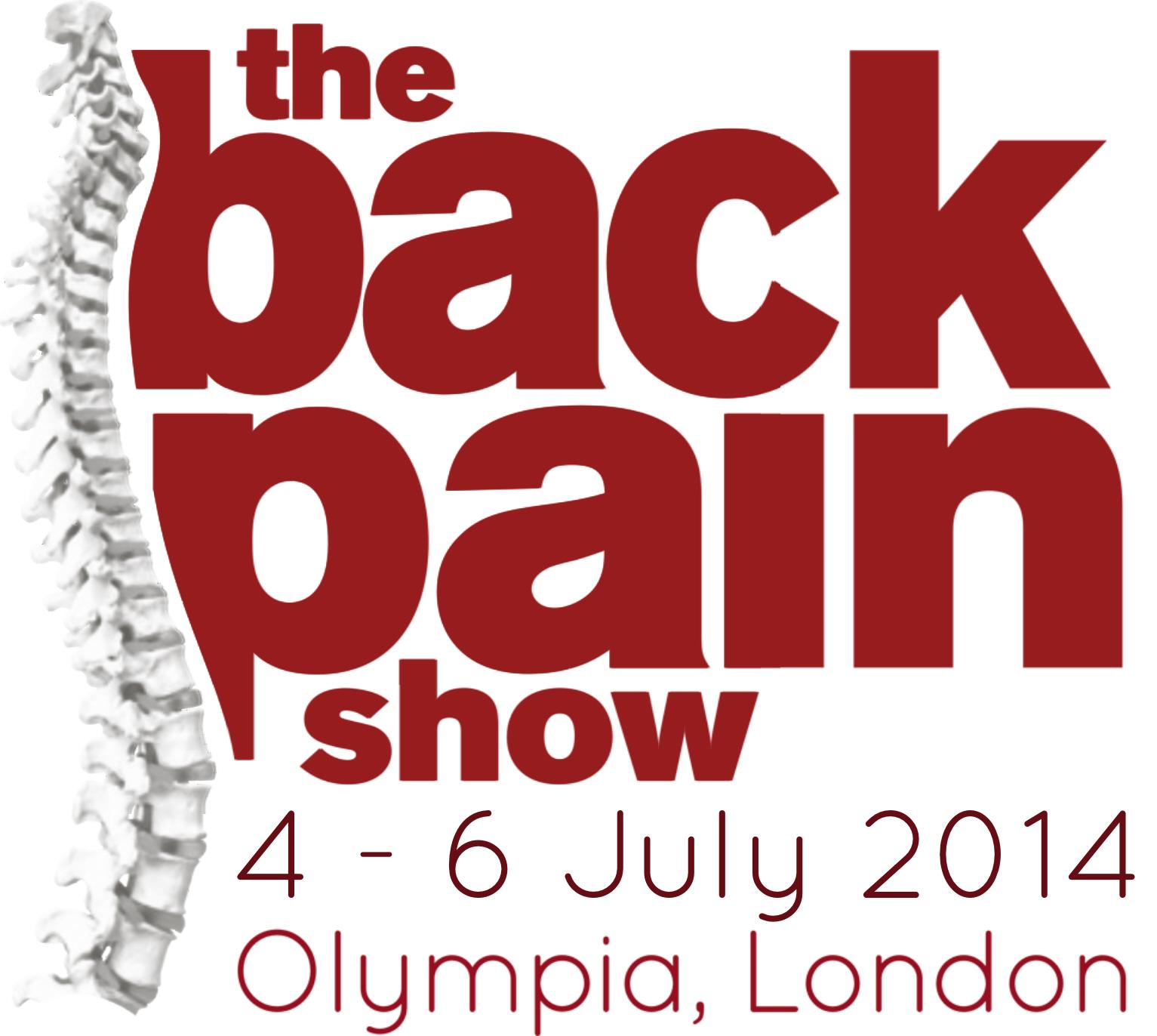 back pain show 2014