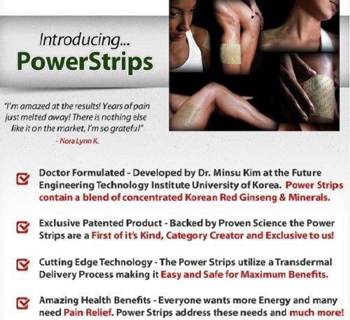 pain relief power strips