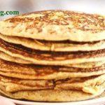 Vegan gluten free pancake recipe