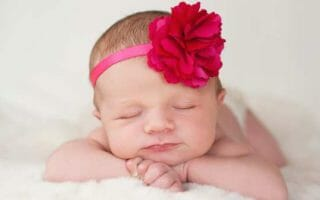 floral baby names